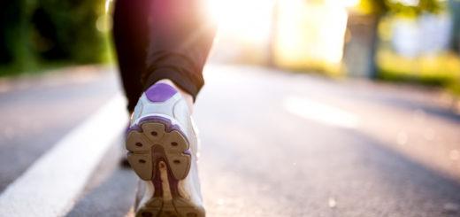 Пешие прогулки — ключ к долголетию